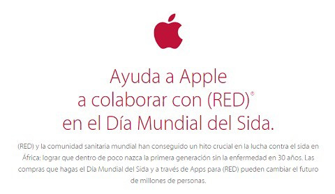 campaña red sida