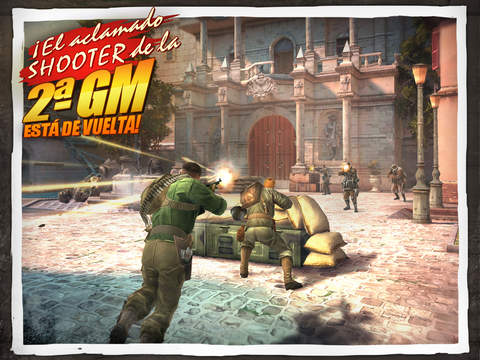 Brothers in Arms 3- Sons of War