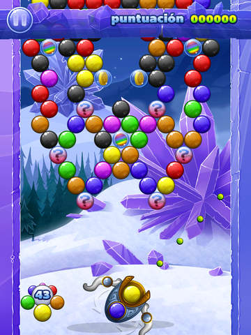 Bubble Shooter Dream HD Gold
