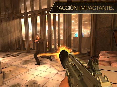Deus Ex- The Fall