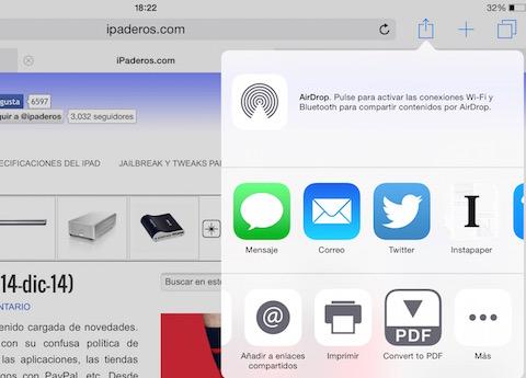 PDF Converter - Acción