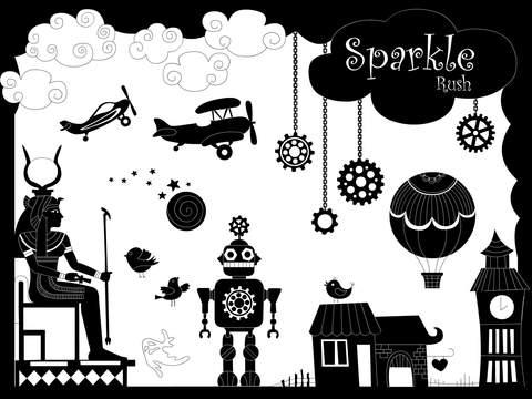 Sparkle Rush