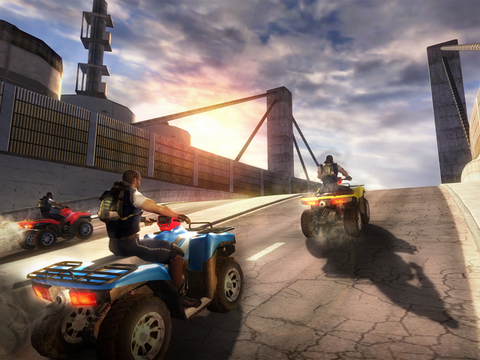 3D Quad Bikes Unlimited HD Full Version