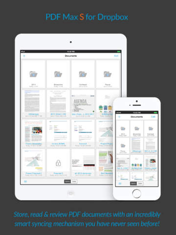 PDF Max S for Dropbox