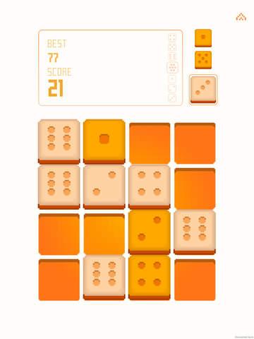 Puzzle Dice Seven