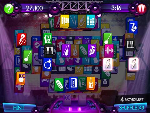 Rock Mahjong