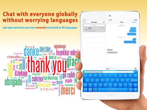 Translate Keyboard Pro