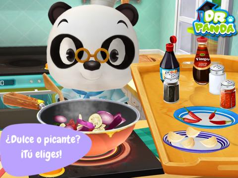 El Restaurante del Dr. Panda 2