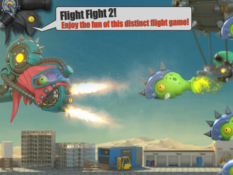 Flight Fight 2 HD