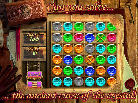 Hidden Object- The Mystic Crystal of Destiny