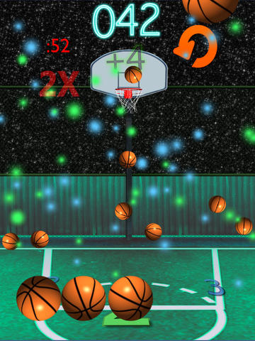 Jam in Space - A Basketball Shoot Em Up
