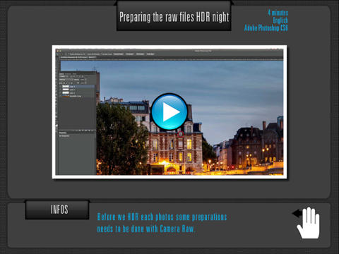 Learn shooting and making panoramas Photoshop CS6 HD edition