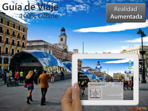 Madrid Guía de Viaje con Mapas Offline