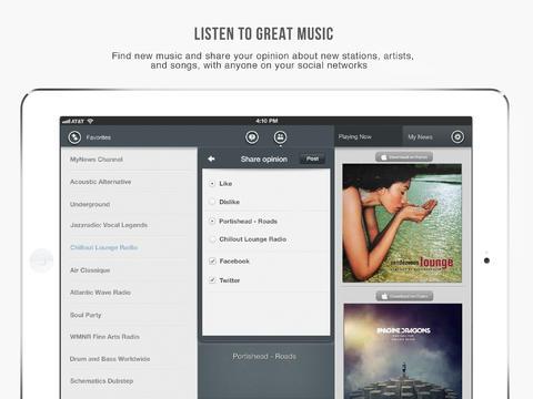 OneTuner Pro Radio Player