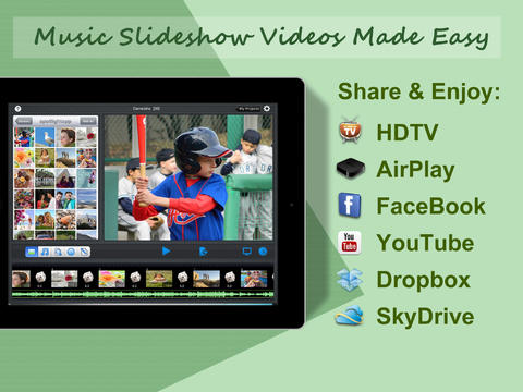 Photo Slideshow Director HD Pro