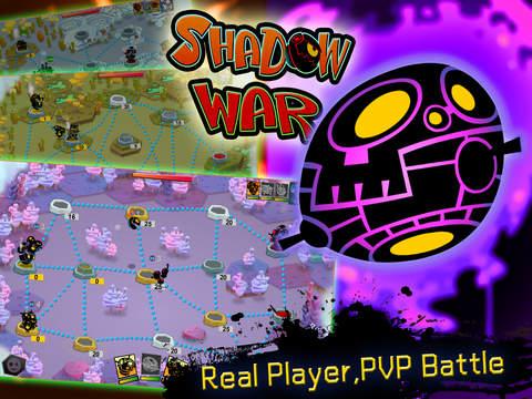 Shadow War- Steam Conflict