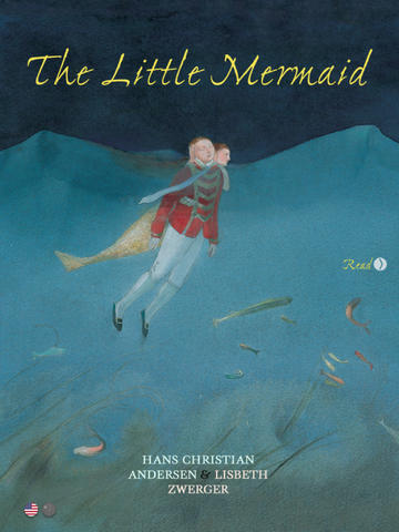 The Little Mermaid (by Auryn Apps)