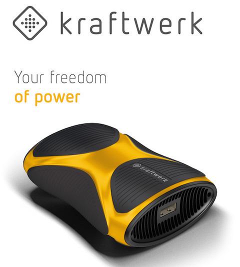 bateria kickstarter