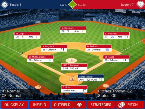 iOOTP Baseball 2014 Edition