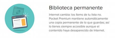 pocket premium
