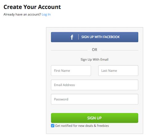 stack social 3 registro