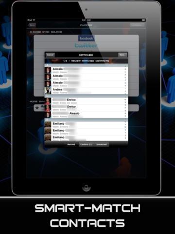 AllSync - Sincroniza e Importa con Facilidad tus Contactos (Facebook y muchos más)