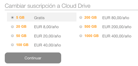 Amazon Cloud Drive 2
