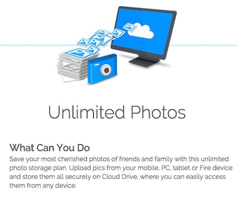 Amazon Cloud Drive 3