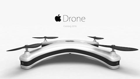 Apple Drone 1