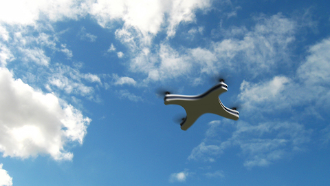 Apple Drone 2