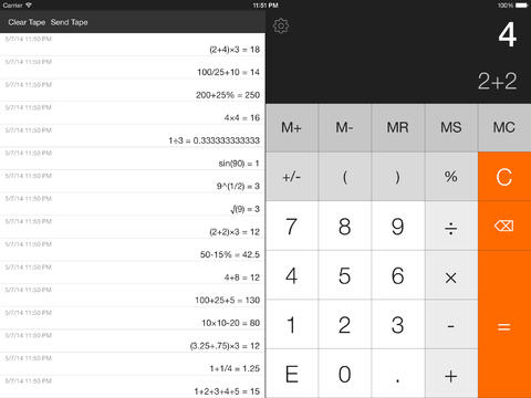 Calculator Pro Elite - The Best Calculator App For The iPhone, iPad, and iPod