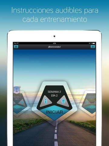 Correr para Bajar de Peso para iPad