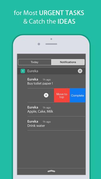 Eureka- Quick Memo & To-Do List