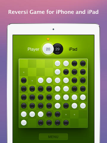 Fresh Reversi – Othello Like Strategy and Logic Board Game