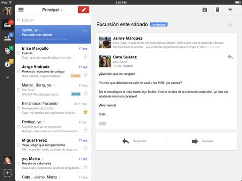 Gmail- el correo electrónico de Google