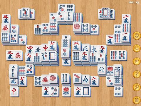 Mahjong Deluxe (Español)