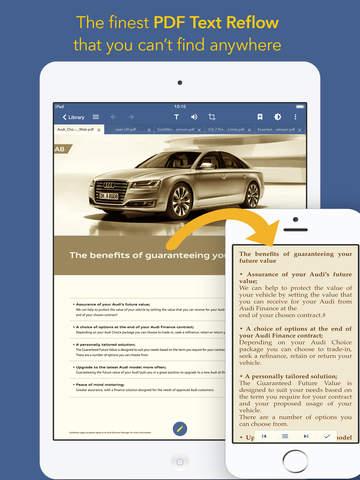 PerfectReader Pro - PDF & Document Reader for Adobe Acrobat & Microsoft Office