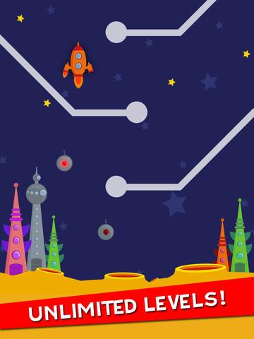Rocket Valet! Servicio Landing Galaxy