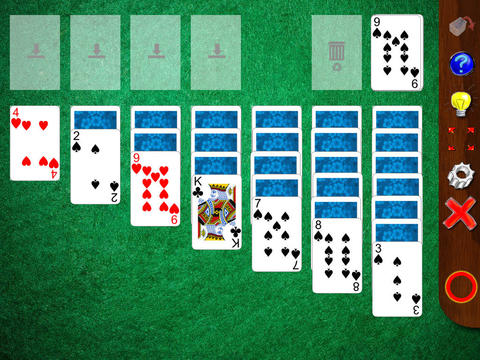 Solitario Klondike (Colección de 3 juegos)