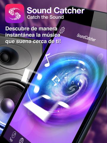 SoundCatcher- Reconocimiento de música al instante