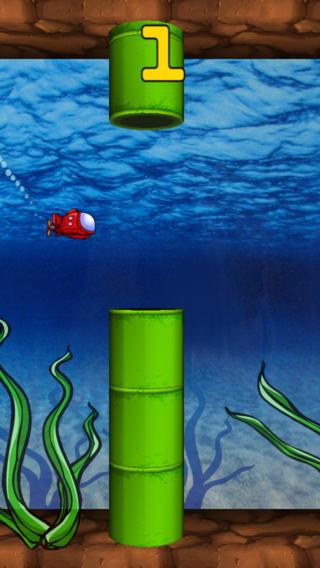 Splashy Sub - Underwater Game