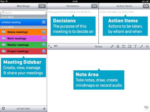 The Meeting App