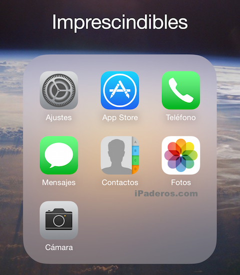 apps iOS imborrables 1