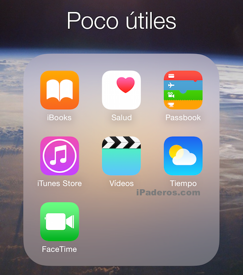 apps iOS imborrables 3