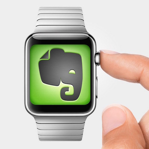 evernote watch