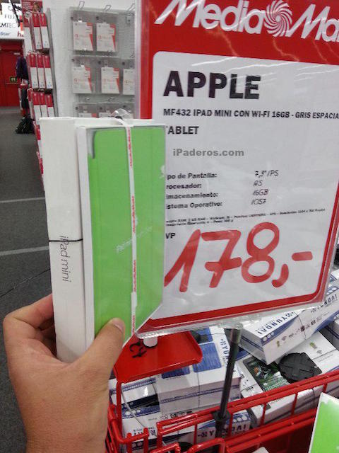 iPad granel 3