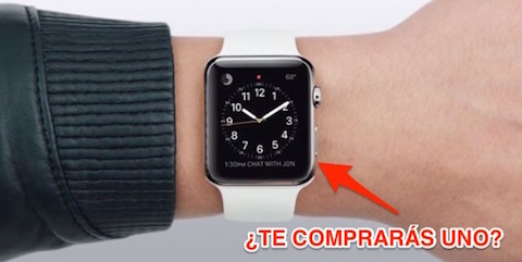 APPLE WATCH COMPRAR