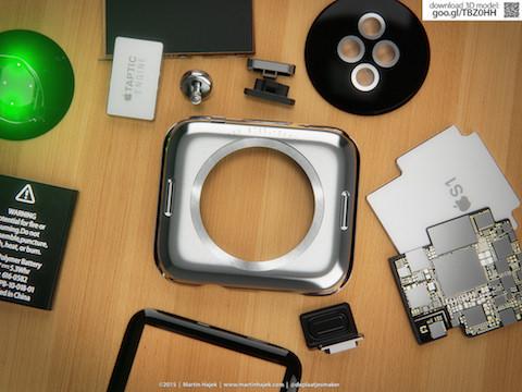Apple Watch Hajek 1