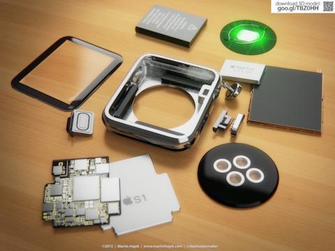 Apple Watch Hajek 6