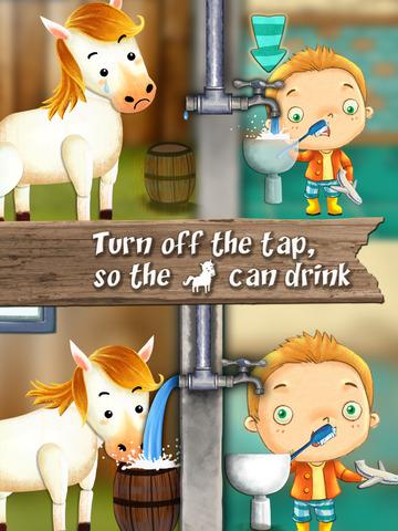 Bert Save the Earth - Juegos educativos para niños